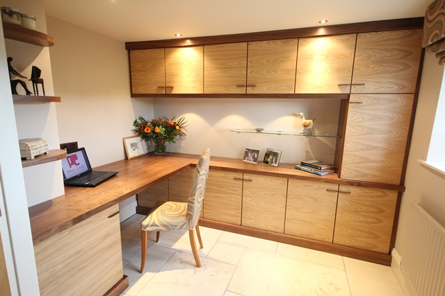 Fitted Home Office Furniture Home Study Storage Bespoke Luxury Furniture Nationwide