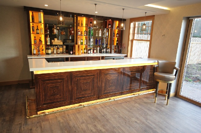 Genial Luxury Home Bar